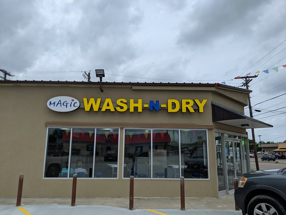 Magic Wash N Dry