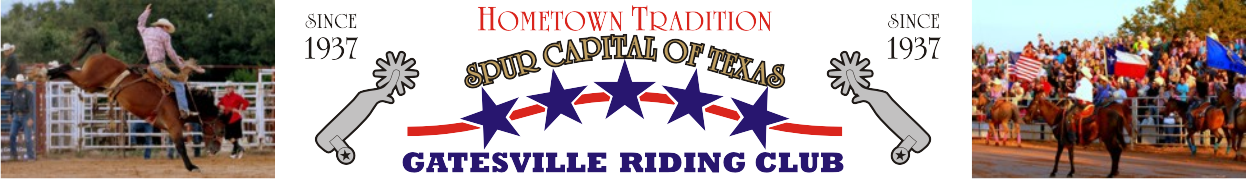 Gatesville Riding Club Annual Rodeo